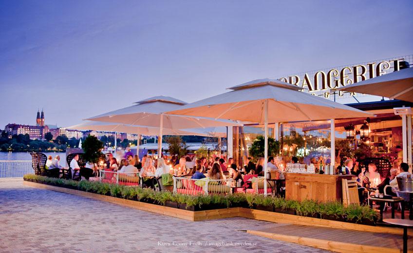 Orangeriet Restaurant & Bar